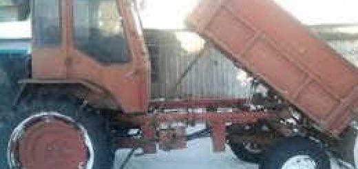 Восстановление трактора Т-16 МГ