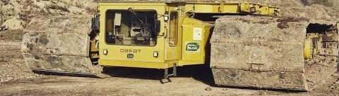 TG 460 Гусеничный транспортёр