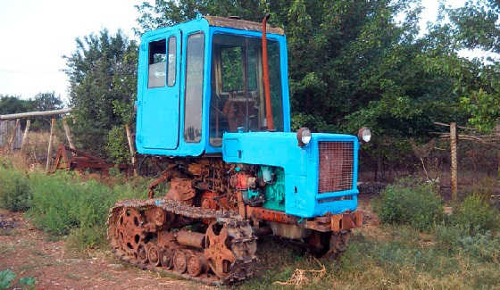 "Трактор Т-70 С ""Молдаванин"