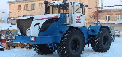 ТЮНИНГ ТРАКТОРА К-700