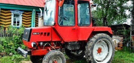 """Малоизвестный трактор """"Владимирец"""" Т-30A"""