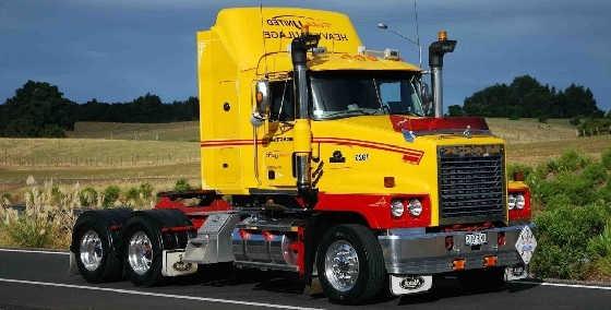 Американские грузовики для Австралии