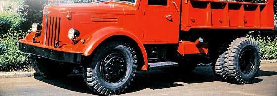 История грузовиков МАЗ