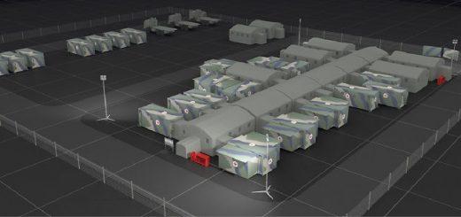 Универсальная мобильная платформа от «Проект-техника» - это эффективное решение для оказание медицинской помощи