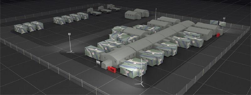 Универсальная мобильная платформа от «Проект-техника» - это эффективное решение для оказания медицинской помощи