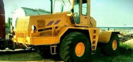 Очень редкий трактор МоАЗ-49011