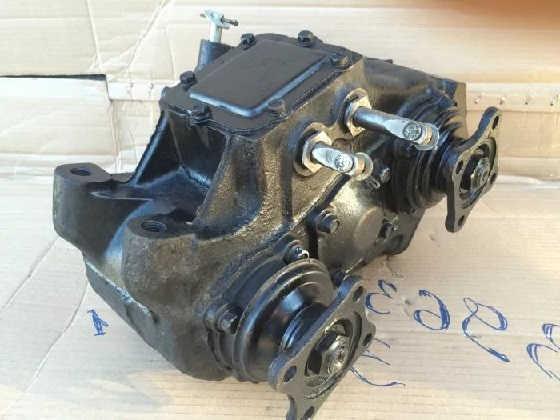 Раздатка на ГАЗ 3307 от ГАЗ 66