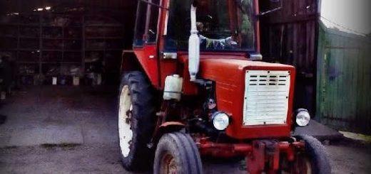 Т 25 После реставрации и доработок