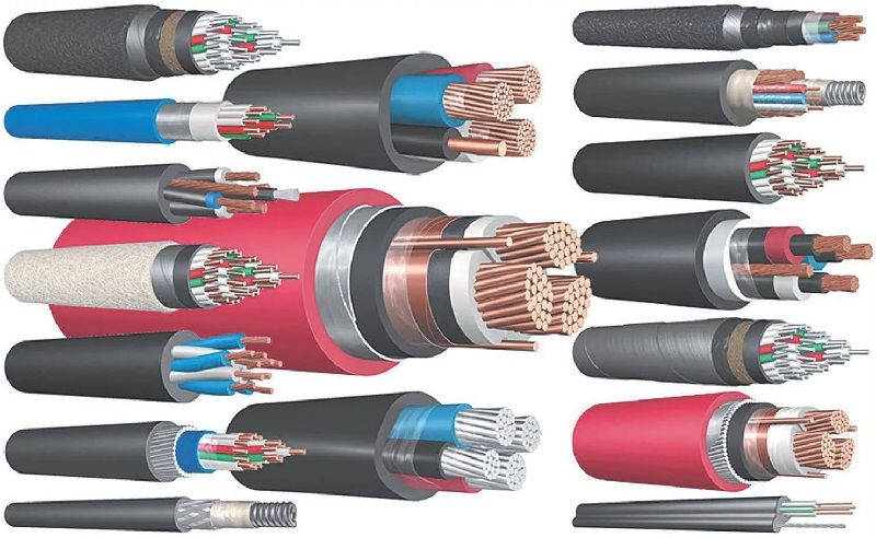 Выбираем кабель