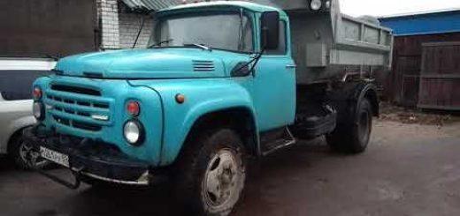 ЗИЛ-130 - РУЧНАЯ РАБОТА