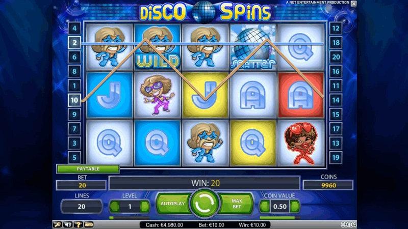 Disco spins игровой автомат бесплатные эмуляторы игровых автоматах