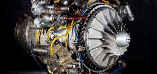 Газотурбинный двигатель АИ-8