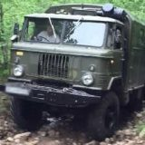 ГАЗ 66 С ТУРБО-ДИЗЕЛЬНЫМ ДВИГАТЕЛЕМ DAF