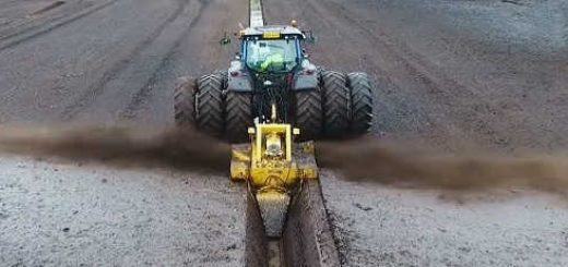 Самые крутые сельскохозяйственные машины и техника