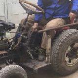МТ-7: Самодельный трактор