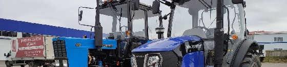 Сравнение тракторов МТЗ и LOVOL