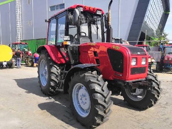 Новый трактор БЕЛАРУС МТЗ-952.3