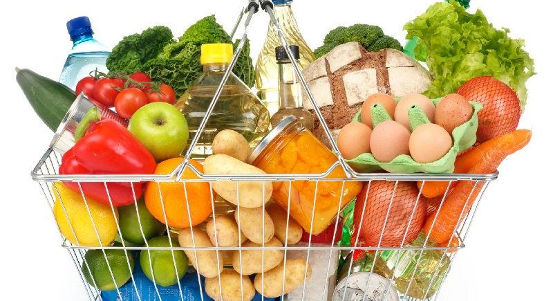 Покупка продуктов через интернет-магазины