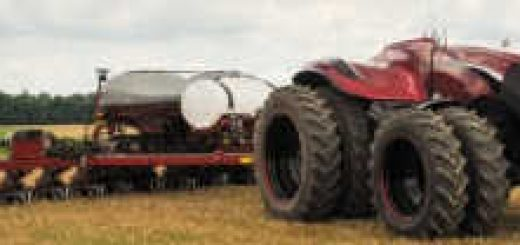 Интеллектуальные сельскохозяйственные машины