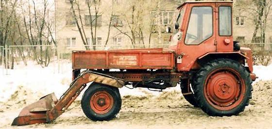 Трактор Т-16 М-У1