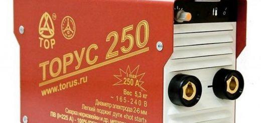 Сварочные аппараты Торус – это высокое качество и приемлемые цены.