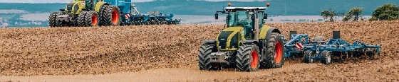 Как производят и собирают тракторы CLAAS