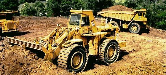Cat 992B