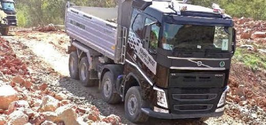 OffRoad на грузовиках