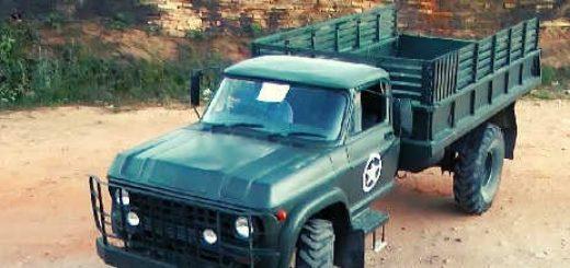 Мощные армейские грузовики на бездорожье