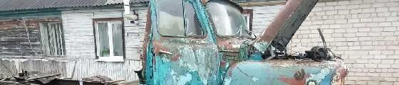 ГАЗ-53: Снятие и дефектовка КПП