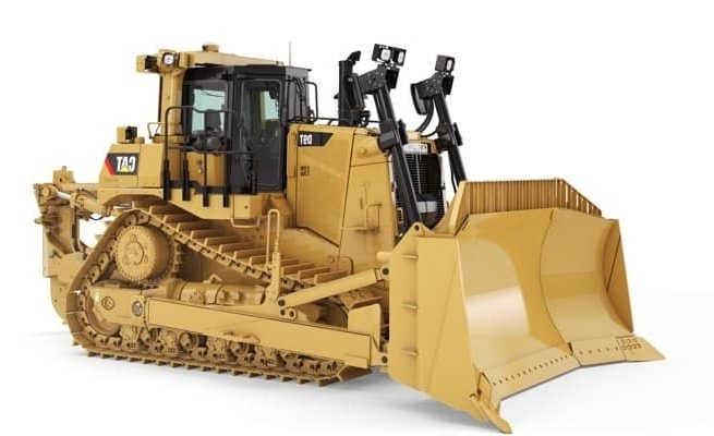 Cat D9T