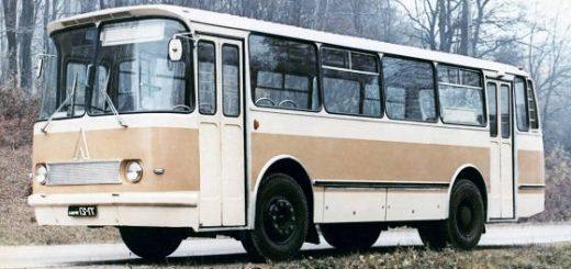 ЛАЗ 695Т Львов