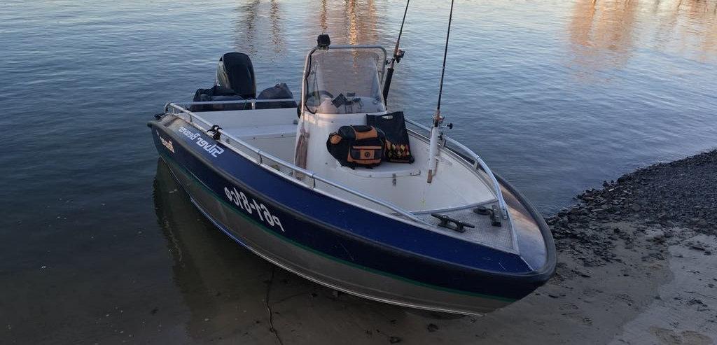 Лодки для рыбалки или отдыха от компании Silver