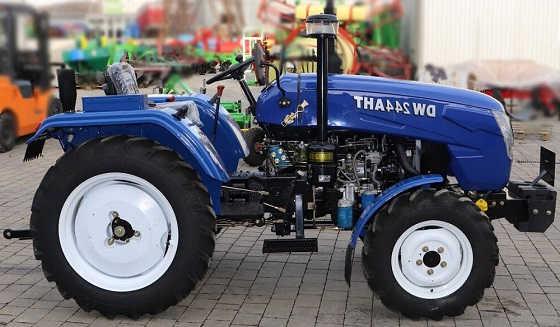 мини-трактор DW 244 AHT