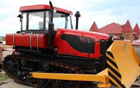 Новый трактор ДТ 75