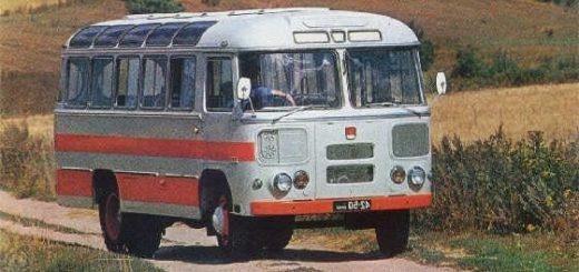 АВТОБУС ПАЗ-672М
