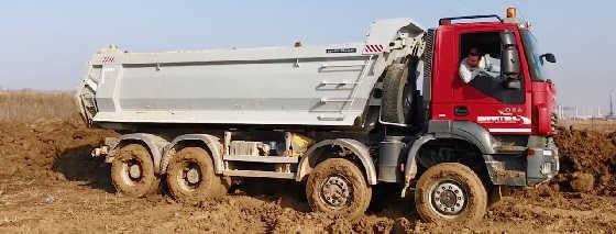 Полноприводные грузовики TATRA, IVECO, MAN, MERCEDES на БЕЗДОРОЖЬЕ