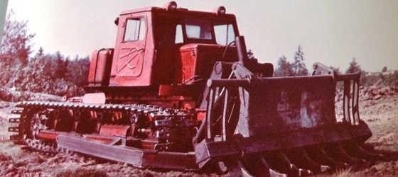 Трелевочные и другие тракторы