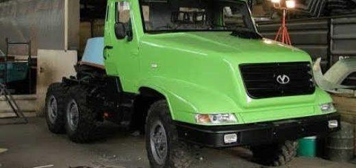 опытные грузовики на базе ЗИЛ 131