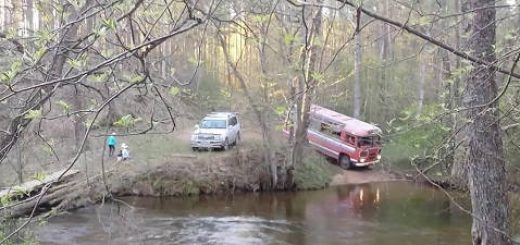5 автобусов ПАЗ-672, которые вы вряд ли видели