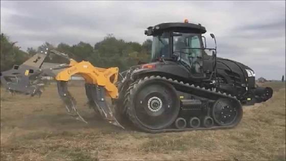 Трактор Challenger MT865E