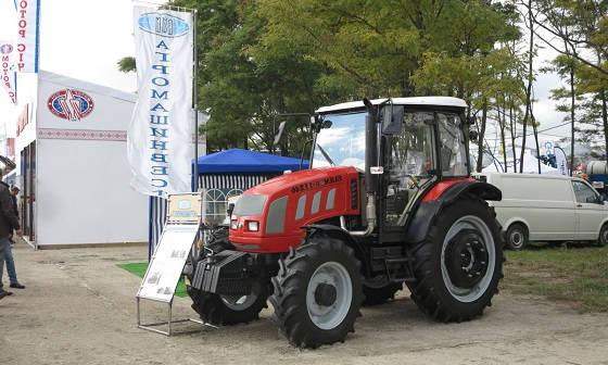 Трактор FARMER