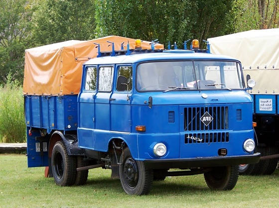 грузовик IFA W50