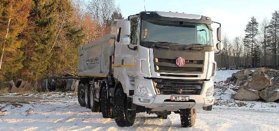 Tatra phoenix 10x10
