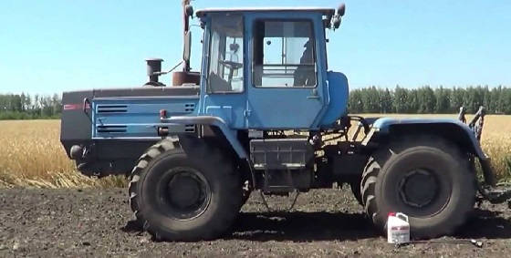 Трактор ХТЗ Т150К
