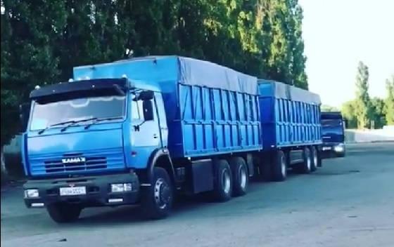КамАЗ 53215 Лайнер