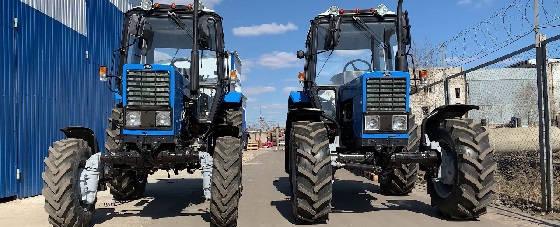 Сравнение тракторов Беларус-82.1 и МТЗ-82.1