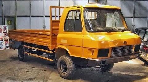 Опытные грузовики ЗИЛ, которые не пошли в серию