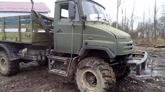 ЗИЛ-4327