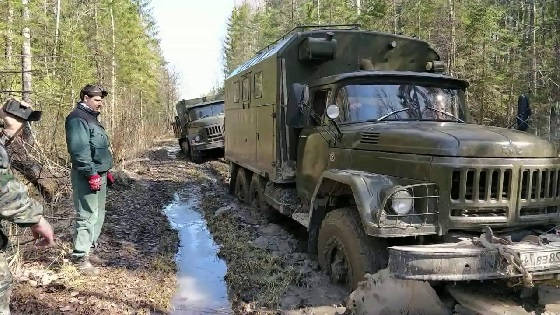 ЗИЛ-131 Offroad